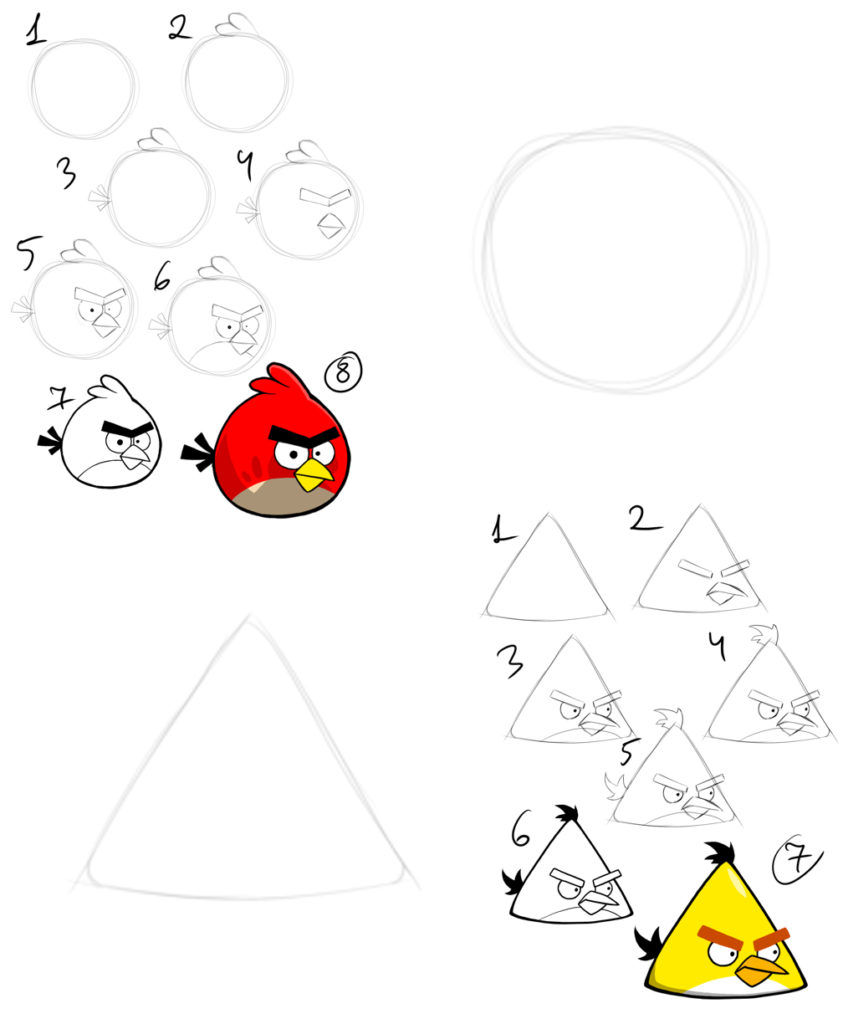Angry Birds Worksheet