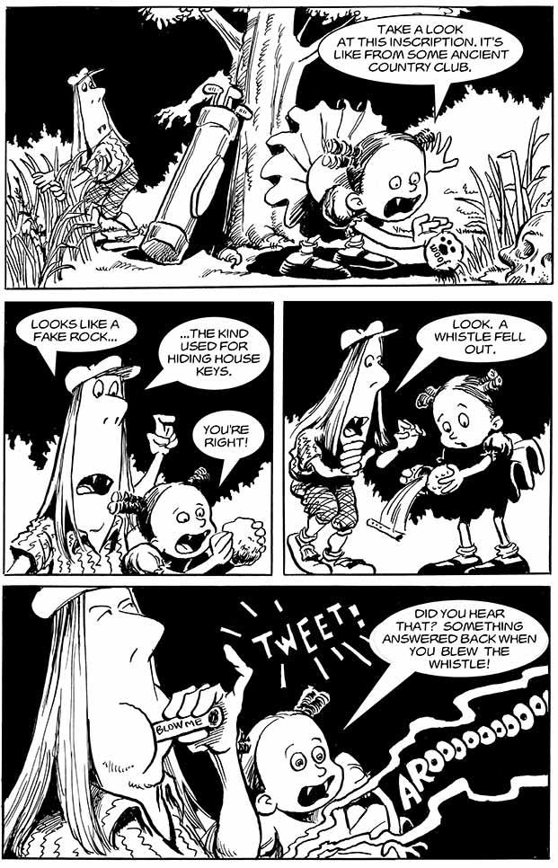 Two Whistles page 3
